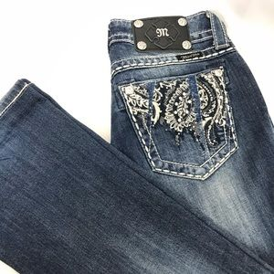"Miss Me Women's Jeans Size 26 Inseam 31"", GORGEOUS"
